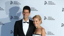 Britain Novak Djokovic Foundation Dinner