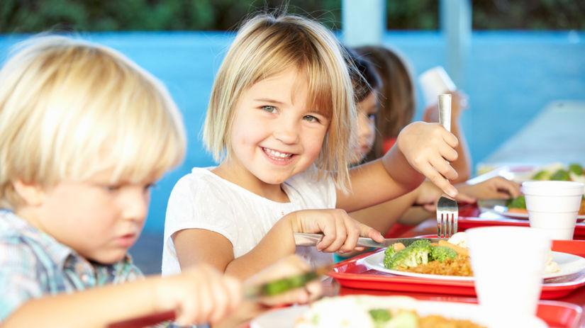 zdrava strava - jedálniček