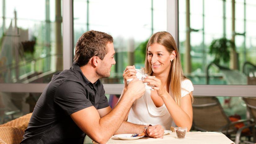láska na prvý pohľad - rande - partneri - dvojica