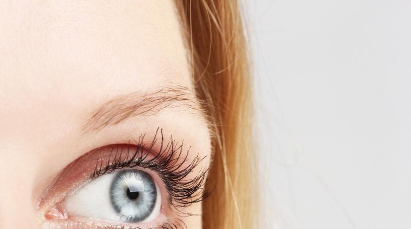 oko, oči, zdravé oko