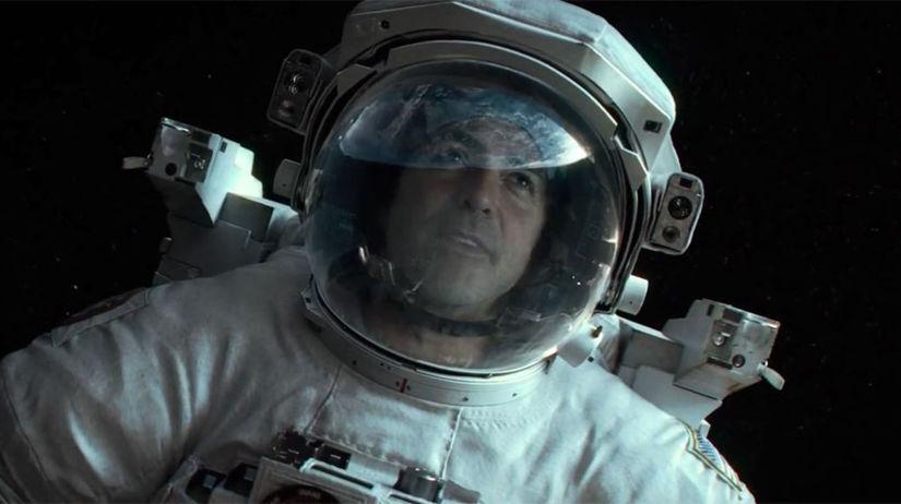 George Clooney Gravity Benátky