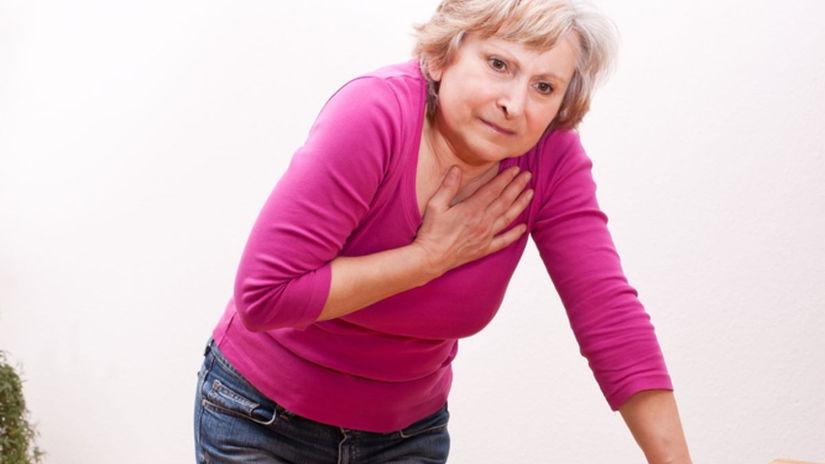 infarkt - teplá