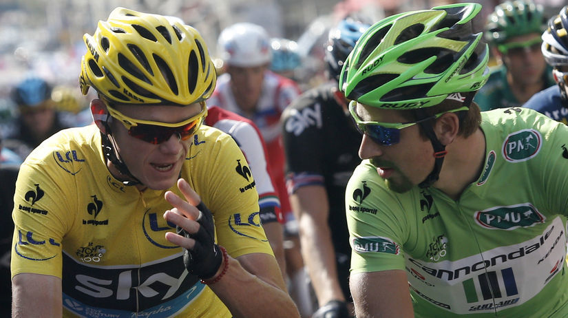 Tour de France, Peter Sagan, Christopher Froome