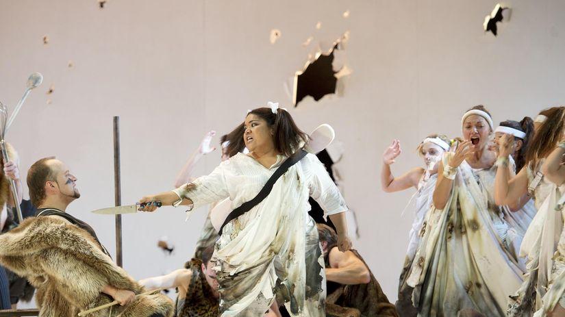 Attila Verdi Opera Viedeň