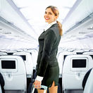 let, lietadlo, cestovanie, letuška