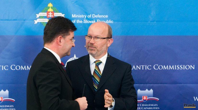 Rastislav Káčer, NATO