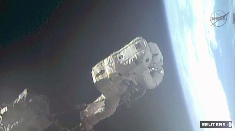 NASA, vesmír, kozmonaut