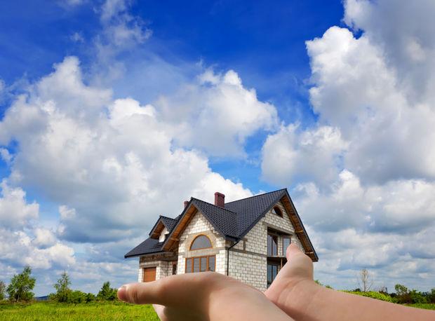 dom, nehnuteľnosť, hypotéka
