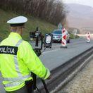 polícia, doprava, rýchlosť, pokuta, radar, meranie