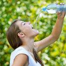 pitie, voda, pitný režim, smäd
