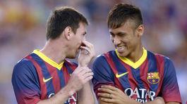 83cdf4e0acf84 Pozrite si: Neymar strelil za Barcelonu premiérový gól