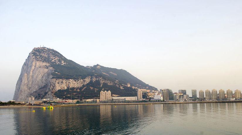 Británia, Gibraltár, Španielsko, spor