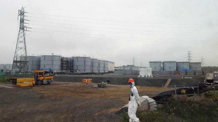 elektráreň Fukušima