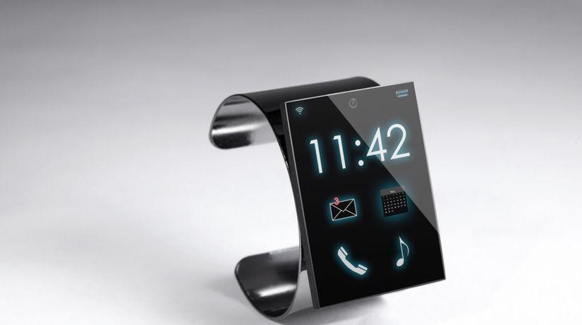 inteligentné hodinky, iWatch, SmartWatch