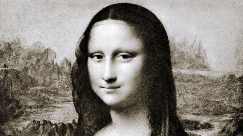 Mona Lisa, Taliansko, da Vinci, portrér, Florencia
