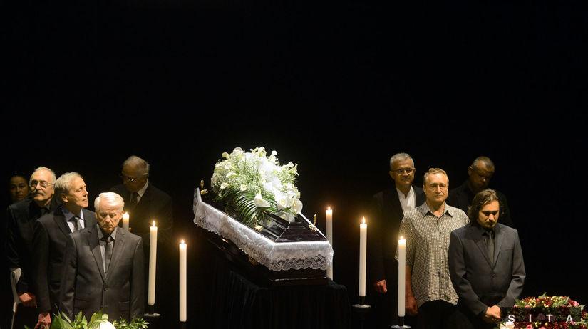 SR Adamovič posledná rozlúčka BAX