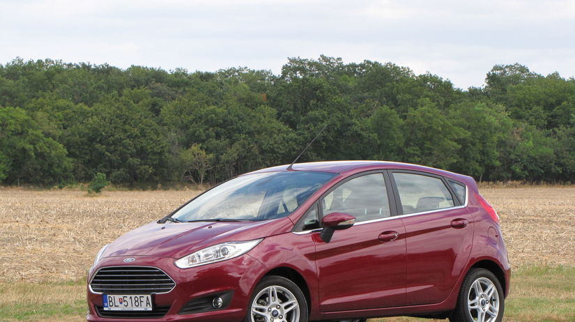 Ford Fiesta 1.6 TI-VCT