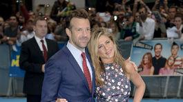 Jason Sudeikis a Jennifer Aniston