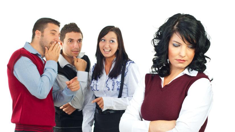kolektív - nespokojnosť - nedostatok...