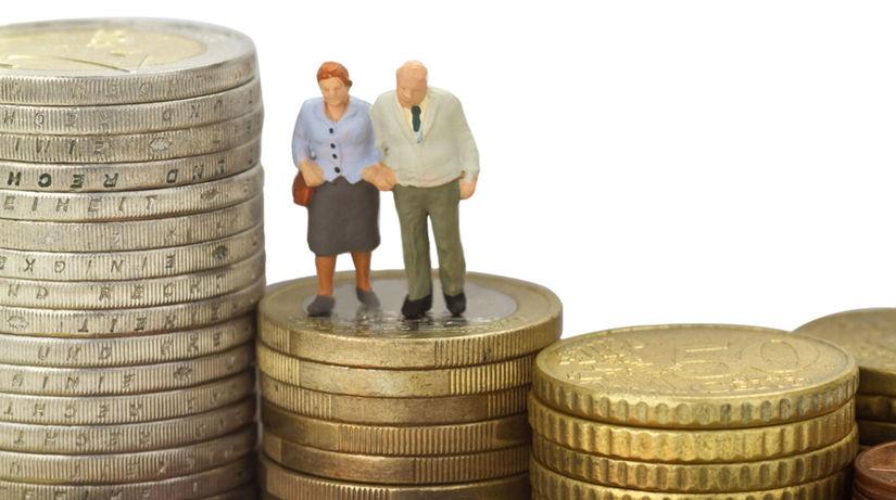 peniaze, dôchodok, sporenie, vklad,...