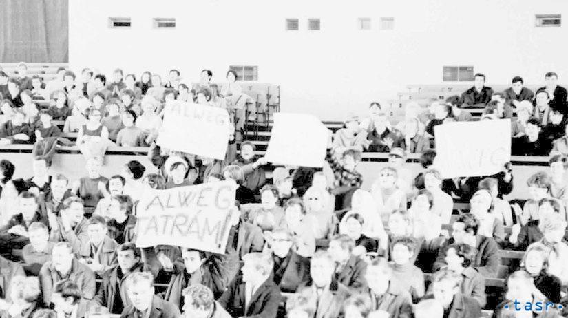 BRATISLAVA, ALWEG, 1968