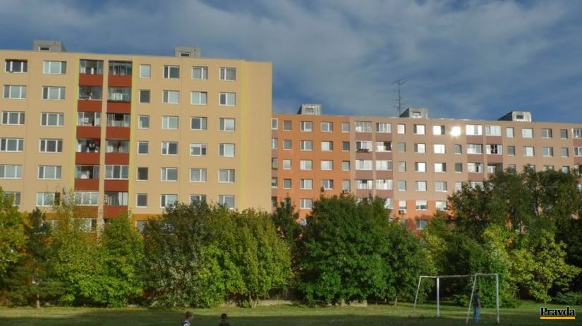 dom, byt, reality, panelák, Petržalka, sídlisko