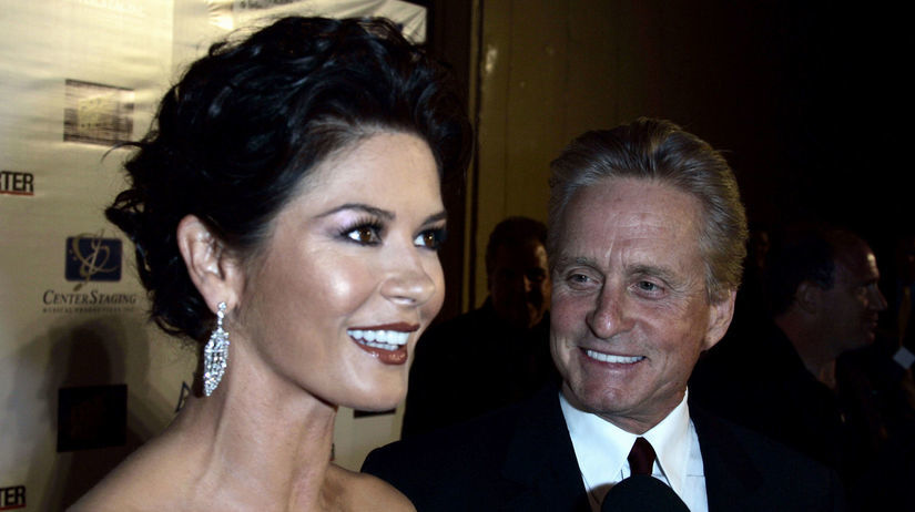 Michael Douglas, Catherina Zeta-Jones
