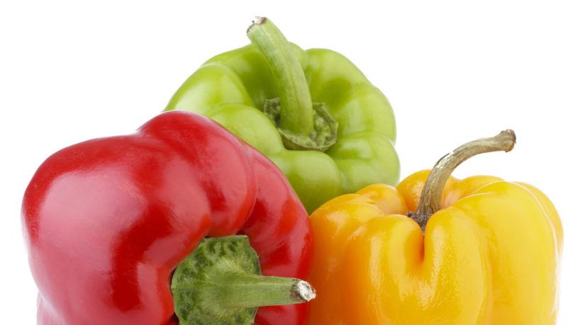 paprika, vitamíny, zdravá strava