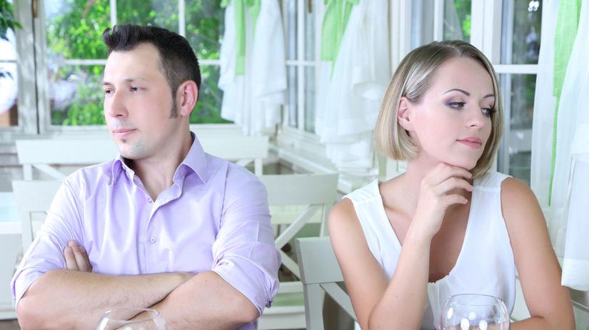 vzťah, problémy vo vzťahu, problémový vzťah