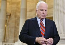 Americký senátor John McCain má zhubný nádor mozgu