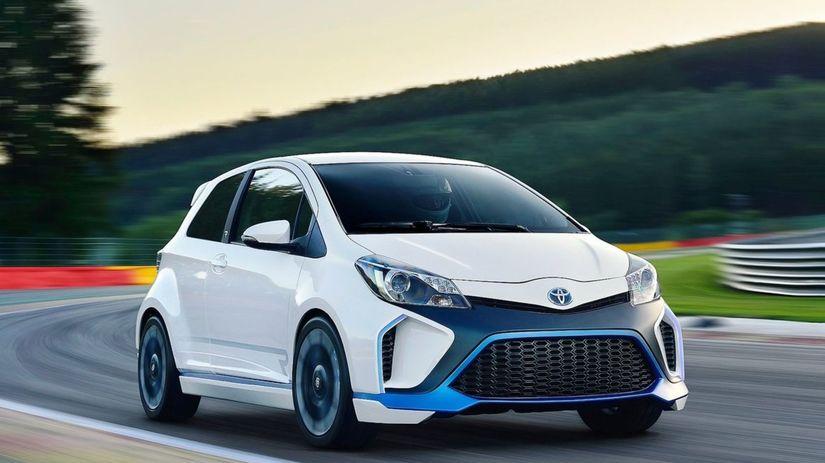 Toyota-Yaris Hybrid-R Concept 2013
