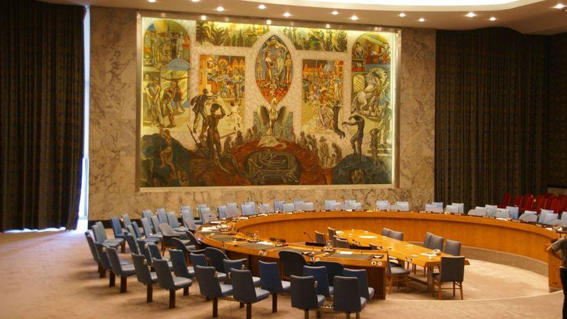 OSN, bezpečnostná rada