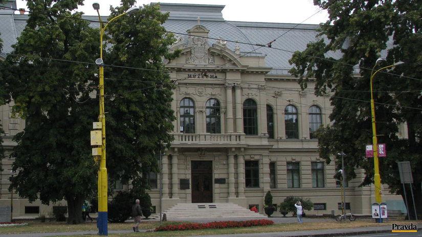 košice, múzeum, východoslovenské múzeum,