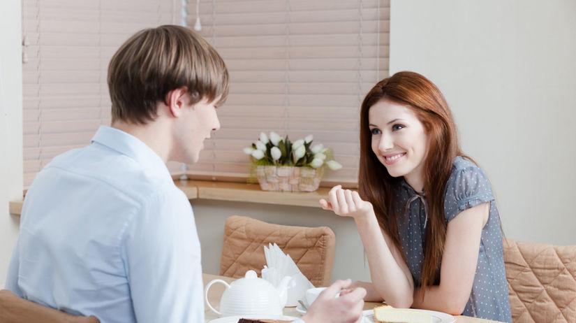 rozhovor, láska, muž a žena