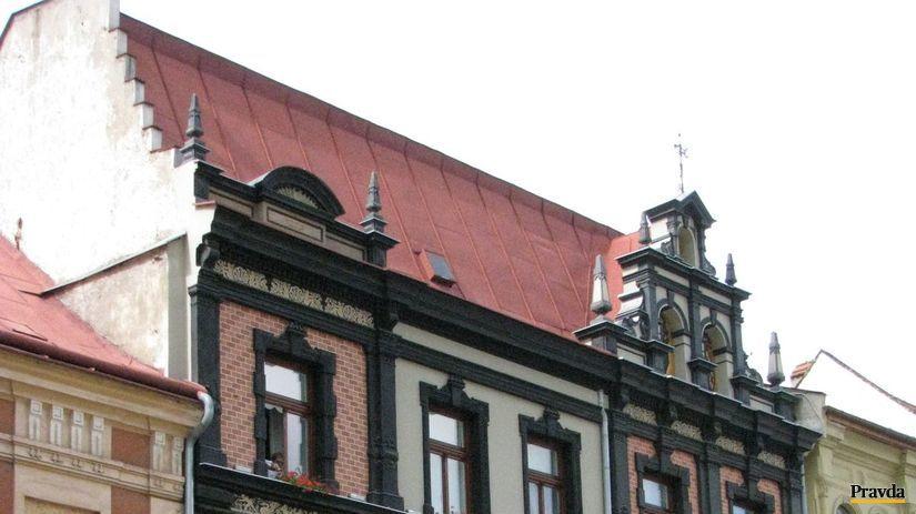 dom, hlavná ulica, košice, keramika, pamiatka