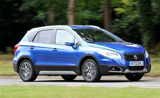 Suzuki Sx Second Hand X