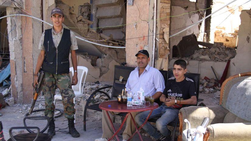 Damask, Sýria