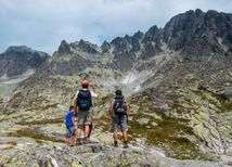 Vysoke Tatry, turistika, cestovny ruch, navstevnik, turista,Teryho chata