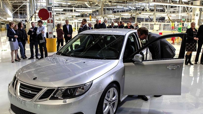 Saab - obnovená produkcia