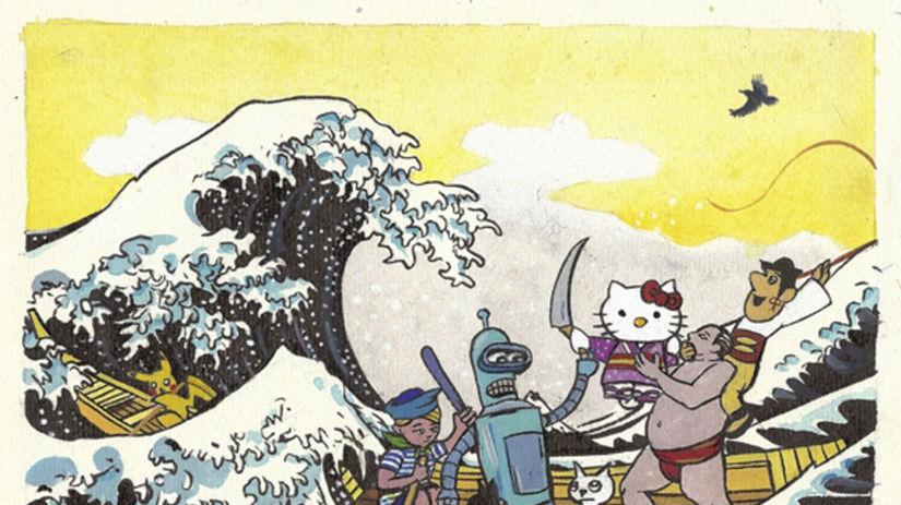 Erik Šille: The Adventures of Junshi