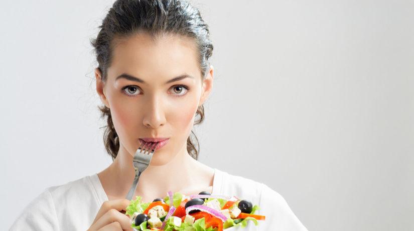 stravovanie, zdravá výživa, zelenina, šalát