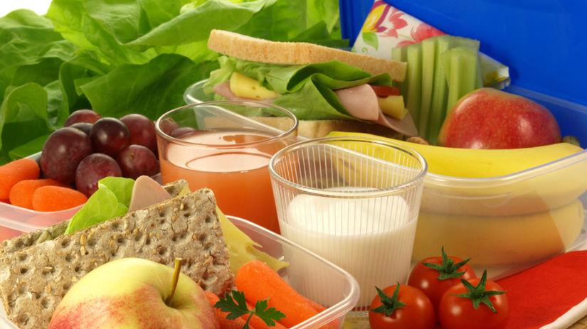 desiata, výživa, stravovanie detí
