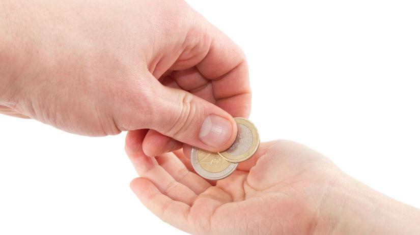 vreckové,  dieťa, peniaze, hospodárenie