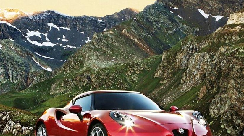 Alfa Romeo-4C 2014