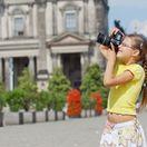 fotografovanie, dieťa, záujem
