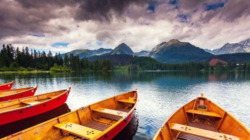 tatry jazero voda