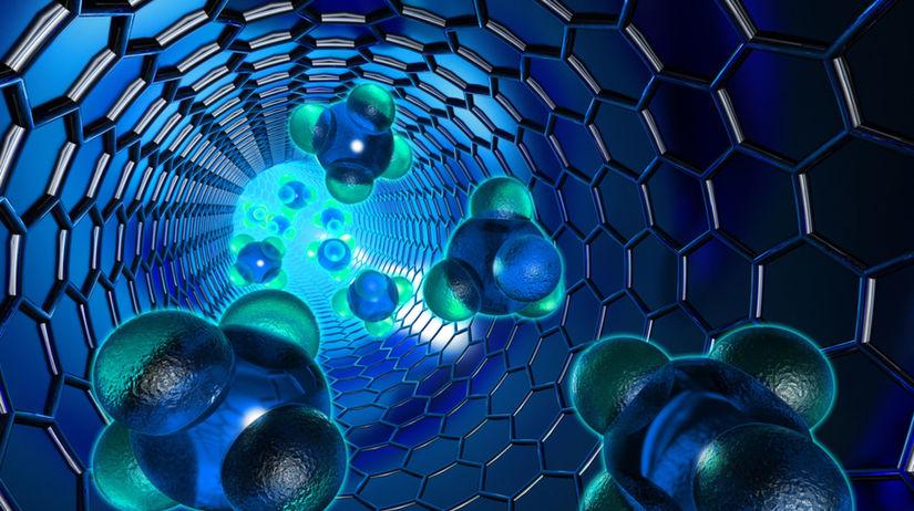 nanočastice, vakcíny, technológie, bunky