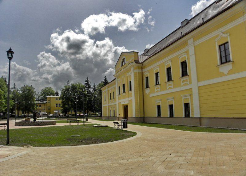 Stavba roka 2013 - kaštieľ Snina