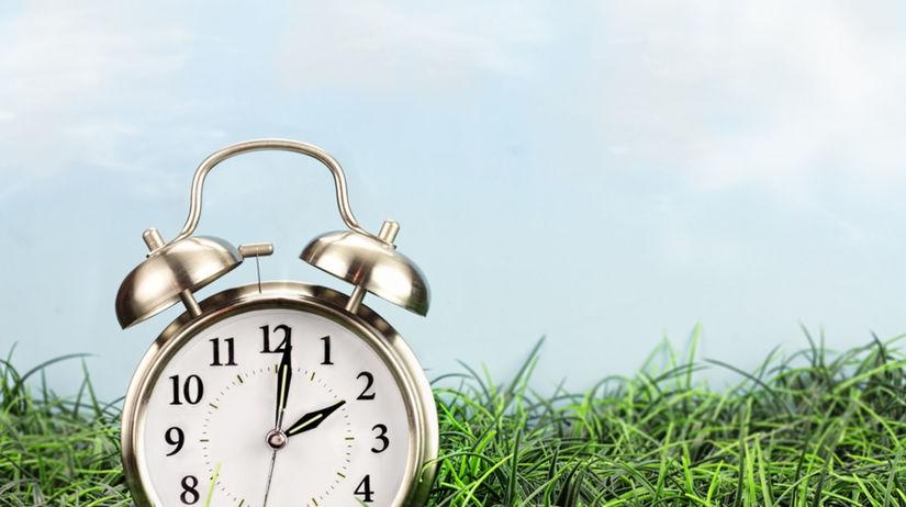 čas, budík