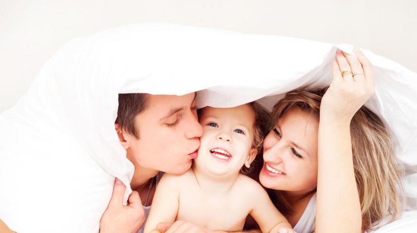 rodina - zodpovednosť - dieťa - radosť